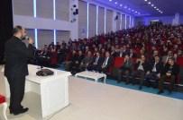 İMAM HATİP ORTAOKULLARI - İlahiyatçı Yazar Ahmet Bulut; 'Namaz Bilinci Ve Diriliş' Konferansında Konuştu