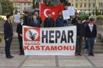 HIZBULLAH - Kastamonu'da Hak Ve Eşitlik Partisi Suriyeli Türkmenler İçin Toplandı