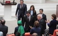 MİLLETVEKİLİ YEMİNİ - Mecliste HDP Gerginliği