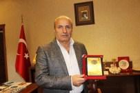 Tüm-Karder'den Başkan Arslan'a Yılın Belediye Başkanı Ödülü
