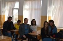 SAVAŞ ÖZDEMİR - Ürgüp İlçe Milli Eğtim Müdüründen Destekleme Kurslarına Ziyaret
