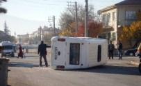 BÜYÜKKARABAĞ - Afyonkarahisar'da Faciadan Dönüldü