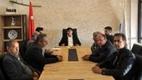Başkan Mustafa Koca Muhtarların Taleplerini Dinledi