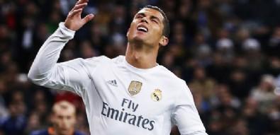 Ronaldo'dan rest! 'Ya ben ya...'
