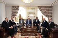 HAKAN YILDIZ - Türk Eğitim-Sen'den Edirne Valisi Şahin'e Ziyaret