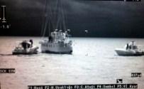 Ukrayna Teknesine Kaçak Operasyonu
