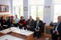 Başkan Arslan, Okulları Ziyaret Etti