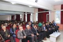 VELI TOPLANTıSı - Çatalzeytin'de Öğretmenler Günü Kutlandı