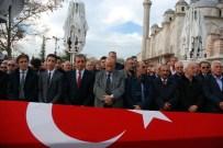 TAMER YIĞIT - İşadamı Murat Bayrak Son Yolculuğuna Uğurlandı