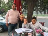 SAVAN - İzmir'de Binali Yıldırım Sevinci