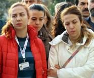 HUKUK FAKÜLTESİ ÖĞRENCİSİ - Kadına Ve Sağlıkçılara Şiddet Kınandı