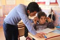 EDIP BAŞER - Kendilerini Engelli Öğrencilerine Adadılar