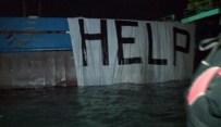 Marmara Denizinin Ortasında İnsanlık Dramı