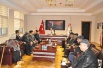 ALEVILIK - 5 İlin Alevi Dedelerinden Tunceli Üniversitesi'ne Ziyaret