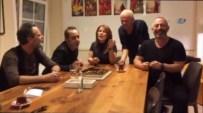 OZAN GÜVEN - Cem Yılmaz Film Ekibiyle Şarkı Söyledi