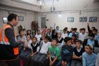 HÜSEYIN KAŞKAŞ - Deprem Müzesin'nde Uygulamalı Eğitim