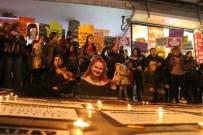 CİNSEL YÖNELİM - Samsun'da Kadınlar Ve Eşcinsellerden Ortak Eylem