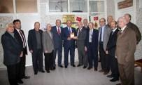 İNTİBAK YASASI - Temad Genel Başkanı Ahmet Keser Açıklaması