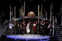 MOLIERE - Afa'da 'Üstad Moliere Evleniyor' İsimli Tiyatro Oyunu Sahnelendi