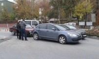 MEHMET BUYRUK - Malatya'da Maddi Hasarlı Kaza