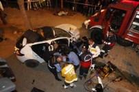 ORHAN VELI - Mersin'de Trafik Kazası Açıklaması 1 Ölü