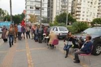 EBRU SANATı - Sodes'ten Renkli Tanıtım