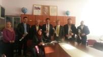 ÖĞRETMENLER GÜNÜ - Suriyelilerin Eğitim Merkezinde Buruk Öğretmenler Günü Etkinliği