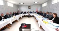 HAYATI TAŞDAN - Vali Çomaktekin İl Genel Meclisi Üyeleriyle Buluştu