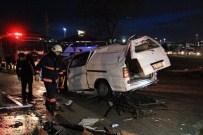 Zeytinburnu'nda Kaza Açıklaması 4 Yaralı