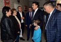 İŞİTME CİHAZI - Başkan Dündar'dan Küçük Mete'ye İşitme Cihazı Sürprizi