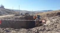Bayat'a Bağlı Köylerde Köprü Yapım Çalışmaları Başladı