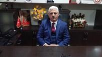İHSAN KESKIN - Edremit Milli Eğitim Müdürlüğü'ne Keskin Atandı