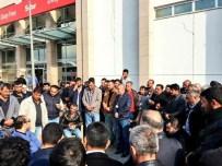 ALI ARıKAN - Habur Mülki İdare Amiri Ali Arıkan Şoförleri Dinledi