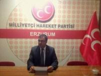 DOKTRIN - MHP İl Başkanı Yazıcı Açıklaması 'Teşkilatımız Genel Başkanımız Bahçeli'nin Yanında Ve Emrindedir'