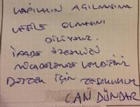 ŞAFAK PAVEY - Can Dündar ve Erdem Gül'den mesaj var