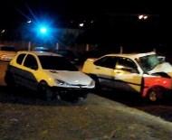 DEMIRŞEYH - Sungurlu'da İki Ayrı Kaza Açıklaması 4 Yaralı