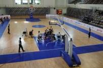 AYDIN BELEDİYESİ - Büyükşehir Basketbol Takımı Zirveye Oynuyor