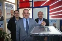 ALI POLAT - CHP Kilis Merkez İlçe Başkanlığı'na Yeniden Talat Kurt Seçildi