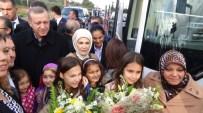 Cumhurbaşkanı Erdoğan Gömeçlilere Seslendi