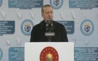 Erdoğan Açıklaması 'Bayrağımız Dışında Bir Bayrak...'