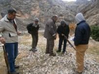 Erzincan'da Yaban Keçisi Avcıları Yakalandı