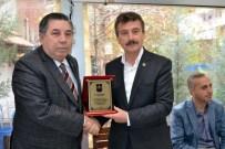 RAHMI KÖSE - Futbolun Patronları Yenişehir'de Buluştu