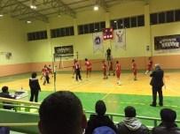 YÜKSELME GRUBU - Hüyük'te Voleybol Turnuvası Heyecanı