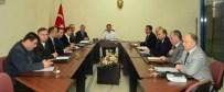 MUHARREM TOZAN - Özel İdare Şube Müdürleri Toplantısı Yapıldı