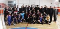 ÖĞRETMENLER GÜNÜ - Van'da Öğretmenler Arası Voleybol Turnuvası