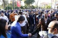 TARIK ÜNLÜOĞLU - 52'Nci Uluslararası Antalya Film Festivali Ünlüler Kortejiyle Başladı