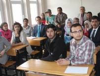 HALEP ÜNİVERSİTESİ - Savaş Mağduru Suriyeli Üniversitelilerin Okuma Azmi