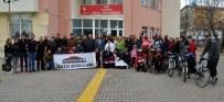 ENGELLİ BAKIM MERKEZİ - Engelliler İçin Seyitgazi'ye Konvoy Düzenlediler