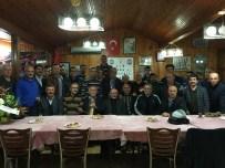 KEMAL DENİZCİ - Fırtına Kemal, Yalova'da Bordo Mavili Renklere Gönül Verenlerle Buluştu