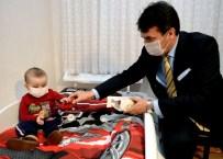 YARIŞ ARACI - Lösemili Ahmet Artık Hayalindeki Yatakta Yatacak
